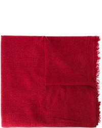 Bufanda roja de Ann Demeulemeester