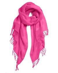 Bufanda rosa de Halogen