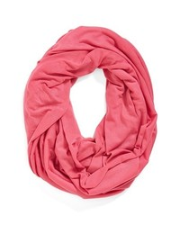 Bufanda rosa de Tasha