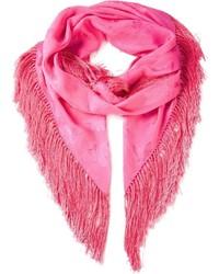 Bufanda rosa de Ungaro