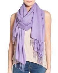 Bufanda violeta claro de Nordstrom