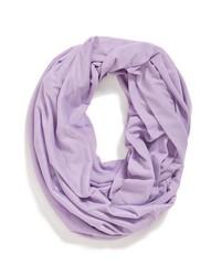 Bufanda violeta claro de Tasha
