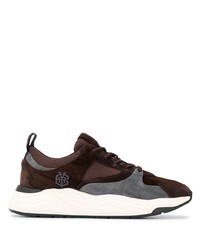 Eleventy Low Top Chunky Trainers