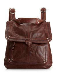 Burgundy Backpack