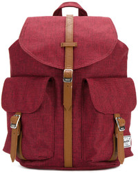 Herschel Supply Co Multi Pockets Strappy Backpack