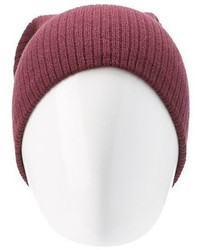 Charlotte Russe Basic Ribbed Beanie
