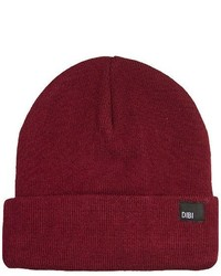 Dibi Fleece Lined Burgundy Beanie