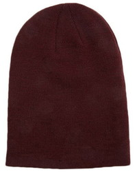 Forever 21 Fold Over Knit Beanie