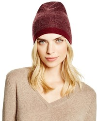 Theory Hody Color Block Cashmere Beanie Bloomingdales