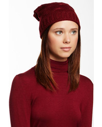 David & Young Knit Braided Beanie