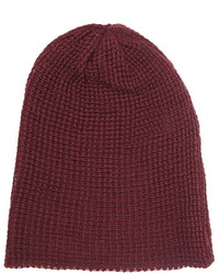 65a9c23af90 Forever 21 Slouchy Waffle Knit Beanie