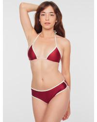 American Apparel Nylon Tricot Swim Bikini Bottom