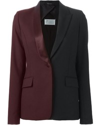 Maison Margiela Colour Block Blazer
