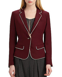 Elizabeth and James Alma Blazer