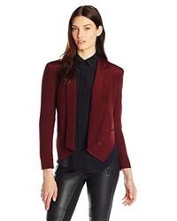 Rebecca Minkoff Becky Silk Open Jacket