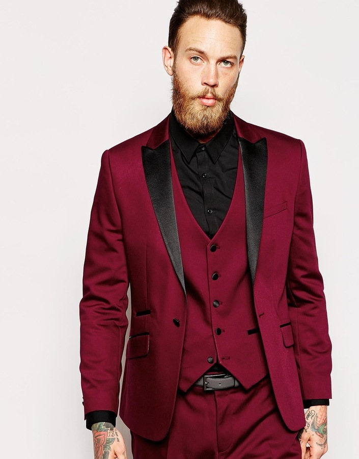 Red Eleven Tux Suit Jacket | Where to buy & how to wear