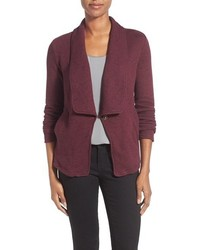 Caslon Roll Sleeve Knit Blazer