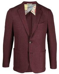 Etro Single Breasted Blazer Jacket