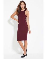 Forever 21 Racerback Bodycon Dress