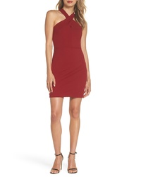Lulus Thrive Racerback Minidress