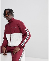 Wood Wood Homer Track Jacket With Taping
