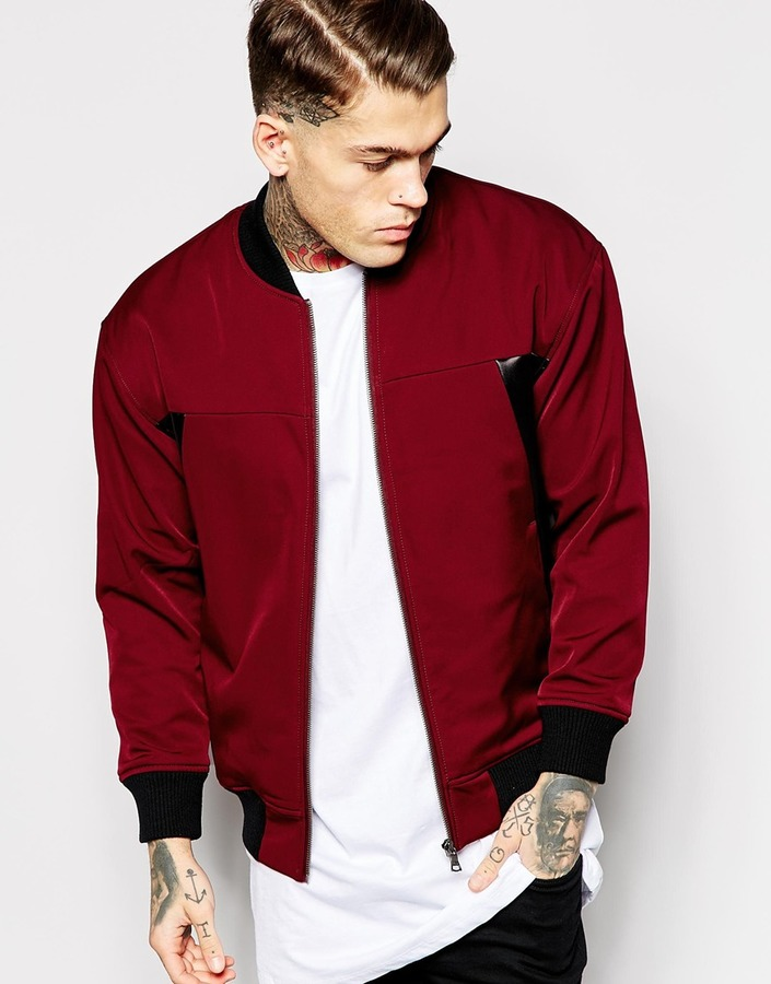 Image result for How to buy the bomber jacket for it