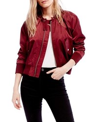 Midnight bomber jacket medium 1346420