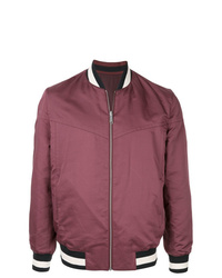 Cerruti 1881 Zipped Bomber Jacket