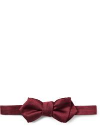 Burgundy Bow-tie