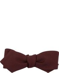 Alexander Olch Basketweave Bow Tie