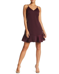 Chelsea28 Chelsea28 Ruffle Slip Mini Dress