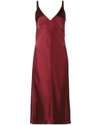Helmut Lang Sleeveless Slip Dress