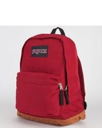 Jansport clarkson backpack viking red one size for 196174337 medium 143006