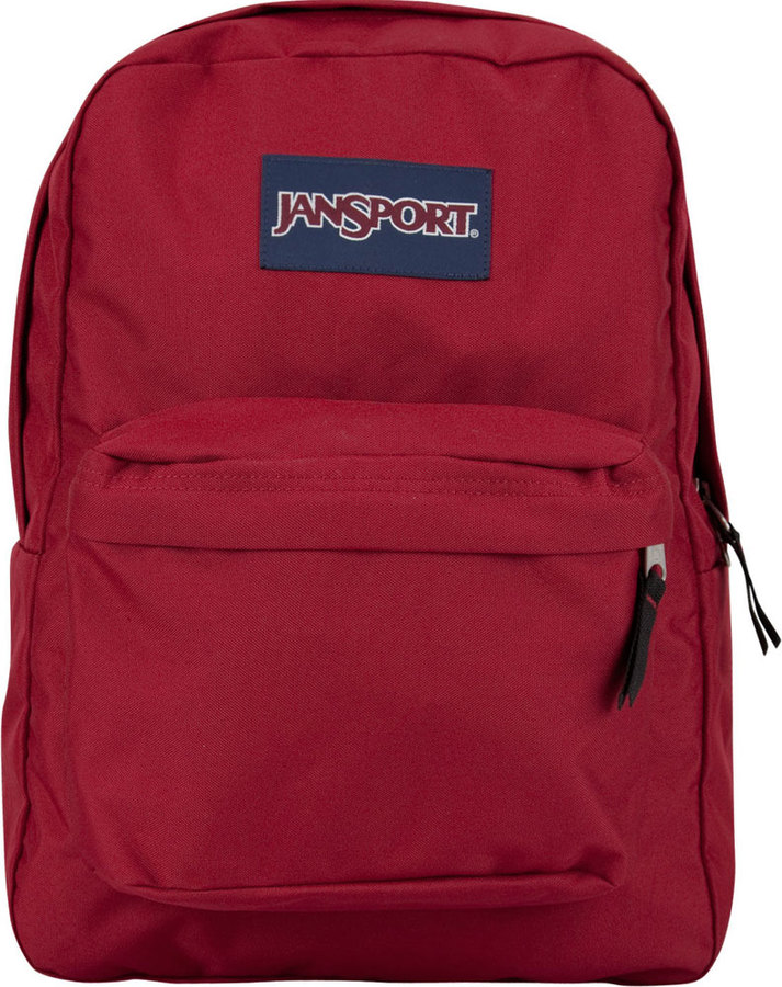 JanSport Superbreak Backpack | Where to buy & how to wear