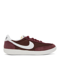Nike Burgundy Killshot Sp Sneakers