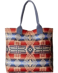 Pendleton Canopy Canvas Tote Tote Handbags
