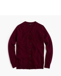 J.Crew Classic V Neck Cardigan Sweater