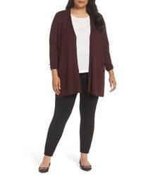 V neck wool blend cardigan medium 4952718