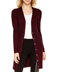 Women's Burgundy Cardigans from jcpenney | Women's Fashion