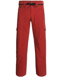 Bonfire Davis Classic Fit Snowboard Pants Waterproof