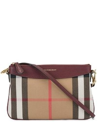 Burberry House Check Clutch