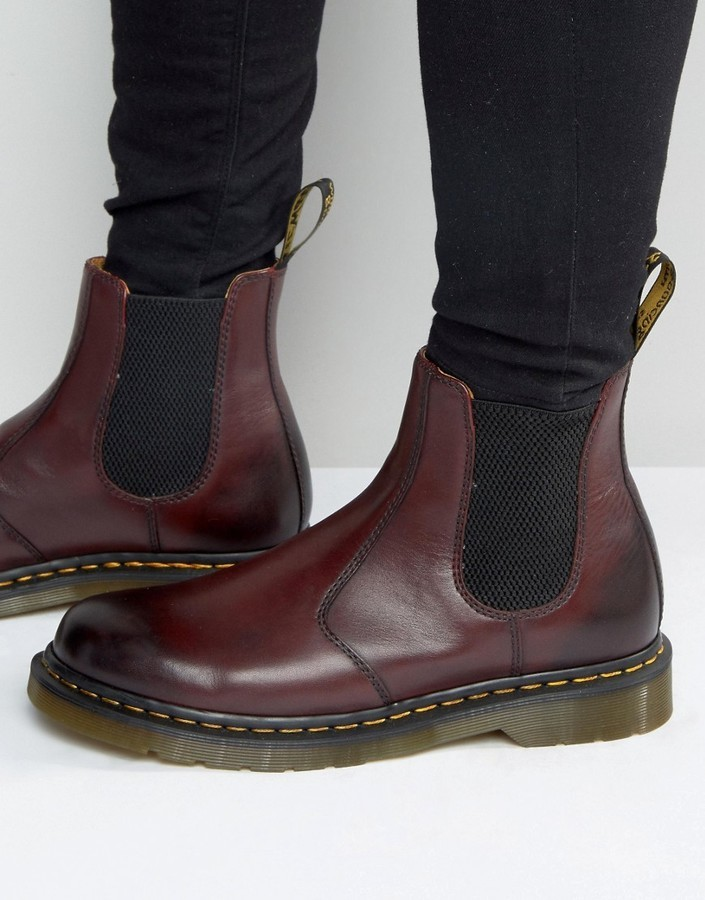 Dr Martens 2976 Chelsea Boots | Chelsea boots outfit