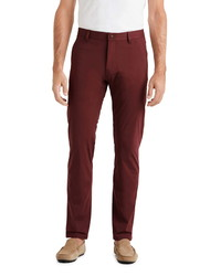 Rhone Commuter Straight Fit Pants