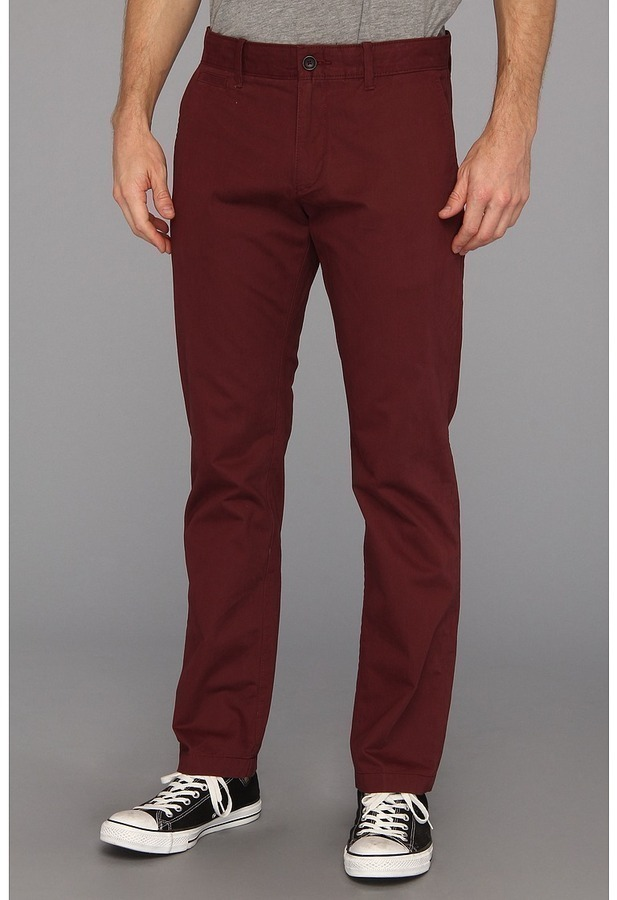 Original Penguin P55 Whitfield Relaxed Fit Chino