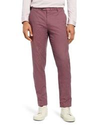 Ted Baker London Penguin Slim Fit Classic Dress Pants