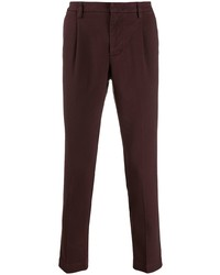 Entre Amis Slim Fit Chino Trousers