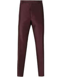 Straight leg trousers medium 329843