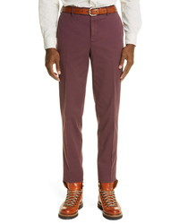 Brunello Cucinelli Stretch Cotton Pants