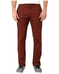 RVCA The Week End Stretch Pants Casual Pants