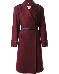 Burgundy coat original 1355307